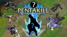 Champions with pentakill potential are always amazingly satisfying to play!
