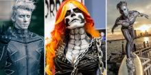 These characters are very hard to cosplay as, but you can always challenge yourself!
