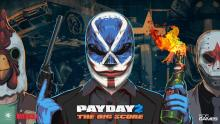 PAYDAY 2 features extensive character customization in the form of masks, which can be created and worn.