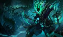 Thresh remains one of the most popular engage and utility supports.
