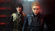 Jess and Soph Blazkowicz in Wolfenstein: Youngblood