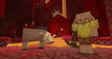 With the recent Nether update, many new mobs were added.