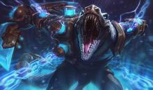 Renekton has recently taken a surge in popularity due to the Goredrinker item.