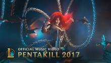 Check out the Pentakill music video on Riot Games' Youtube channel!