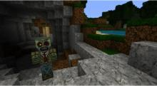 Even the dead have new life in this texture pack.