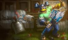 A look at Brolaf, an iconic skin of the past.