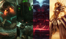 Riot Games offers a full roster of champions who can fill the tank role for your team.