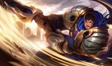 Garen is another speedy fighter who is extremely strong in the current meta.