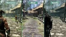 Players have the opportunity to make Skyrim the best it's ever looked.