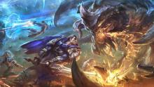 Garen takes on the Baron which grants a powerful buff to all allies.