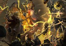 Alahazra and Sharda cast a powerful new spell.