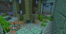 Aquatic adventures must include an ocean monument.