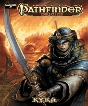 This comic made in collaboration with Dynamite Entertainment shares the upbrining of Pathfinder's iconic Cleric.