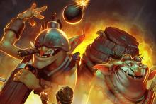 Dota 2's cast is full of crazy characters.