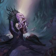 The Illithilich are also known as a Mind Flayer