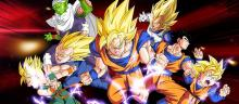 The many characters of DBZ