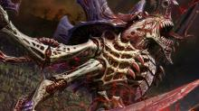 The Tyranid Hive Beast is an immortal monster who enjoys tearing his enemies apart and scattering their body parts over the battlefield