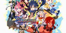 Disgaea 5's distinct art style