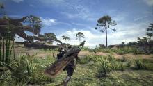 Monster Hunter World for PC is under development.