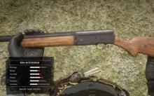 RDR2 Semi-Auto Shotgun