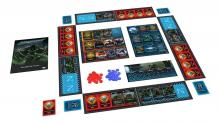 Ready to rumble? A four player game ready to begin to save the base from alien forces.