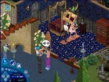 Screenshots from the original Sims games make no sense.