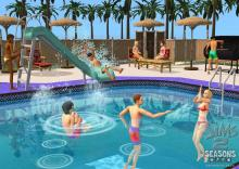 If you could play Sims 2 on max graphics, it was a beautiful game for the time period.