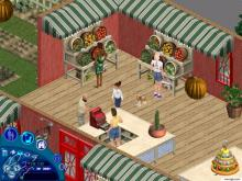 The farmers markets were a cute addition! The Sims felt quaint compared to any of its successors.
