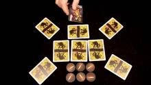 The game set up of One Night Ultimate Werewolf