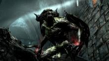 A gargoyle enemy introduced in the Dawnguard DLC.