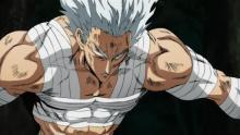 One Punch Man, Garou