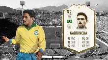 This Brazilian RW is a great addition to the FIFA 20 icon list. He looks sensational.