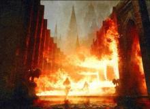 Ravnica guildgate burn damage