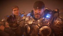 Gears of War is known for its cast of lovable beefcakes,and GOW4 sees the return of some (like Marcus Fenix) and the introduction of others (like his son, J.C)
