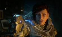 Kait Diaz in the yet to be released Gears 5.