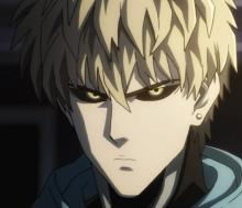 One Punch Man, Geno's face