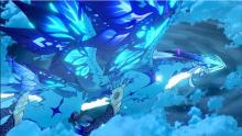 A beautiful shot from the Stormterror's cutscene