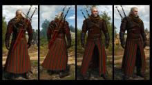 More modded versions of witcher gear