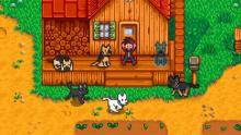Although in 1.4 Stardew Valley has new dog variants, this German Shepard Mod allows for several variants of the breed! How cool!