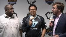 Aphromoo doesn't mind being interviewed, especially by League veteran Travis.