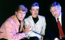 A live BBC episode of Ghostwatch has taken a sinsiter turn when it becomes apparent that what the viewers are seeing is more than Tv magic.