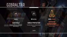 At the character selection screen, each legend has a breakdown of their passive, tactical, and ultimate skills.