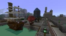 Glimmar's Steampunk Texture Pack is one of the most intricate and well-developed Texture Packs ever made for Minecraft. Players of all ages will love creating unique devices and buildings with these updated blocks.