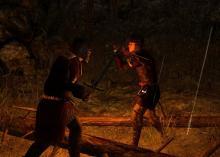 Swordplay takes new form
