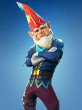 You can be either a gnome or an elf!