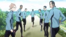 Please take note that only two of these guys have running experience, but all of them are trying hard to be the best, watch their improvements with Run with the Wind.