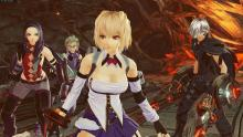 Make your character, and carve your own path in GOD EATER 3.