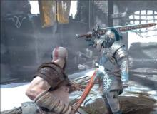 Kratos fights nobility indiscriminately