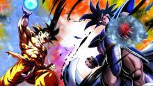 Dbz, Goku, Turles