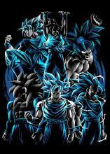 Dragonball Z, Goku